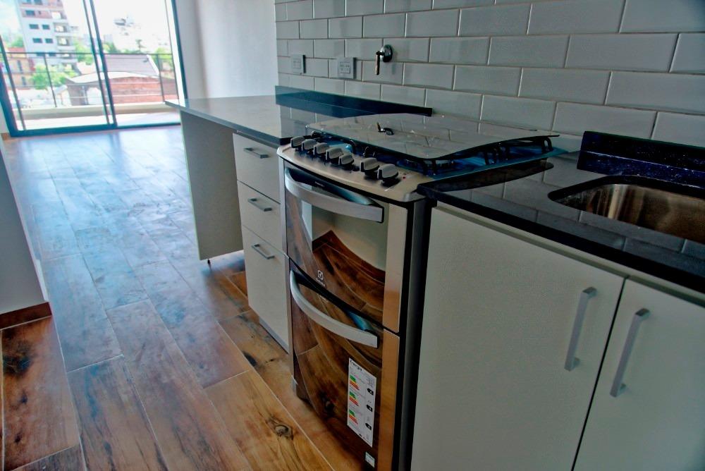 venta de departamento 2 ambientes a estrenar - caseros.