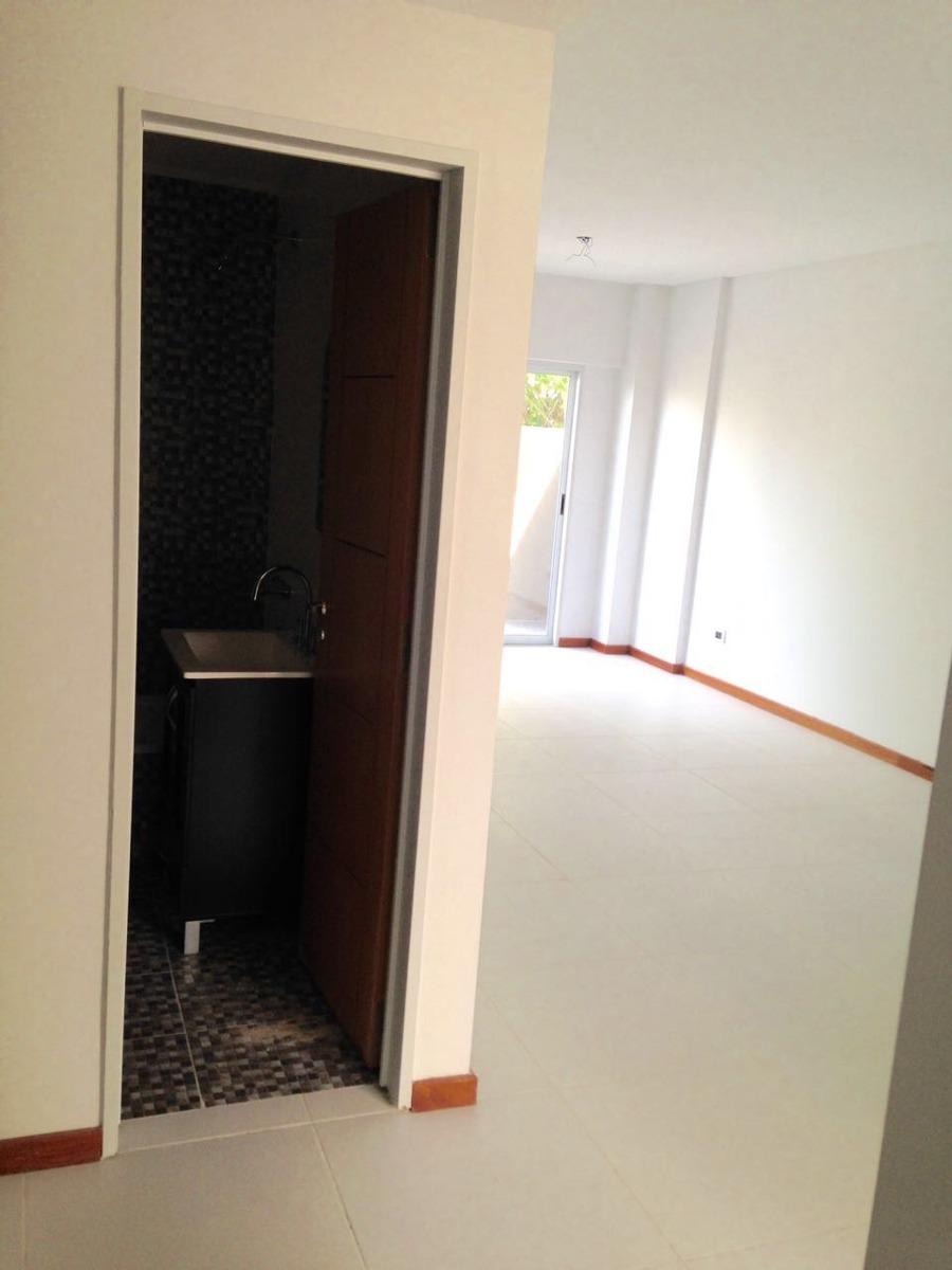 venta de departamento 2 ambientes caseros - apto credito!