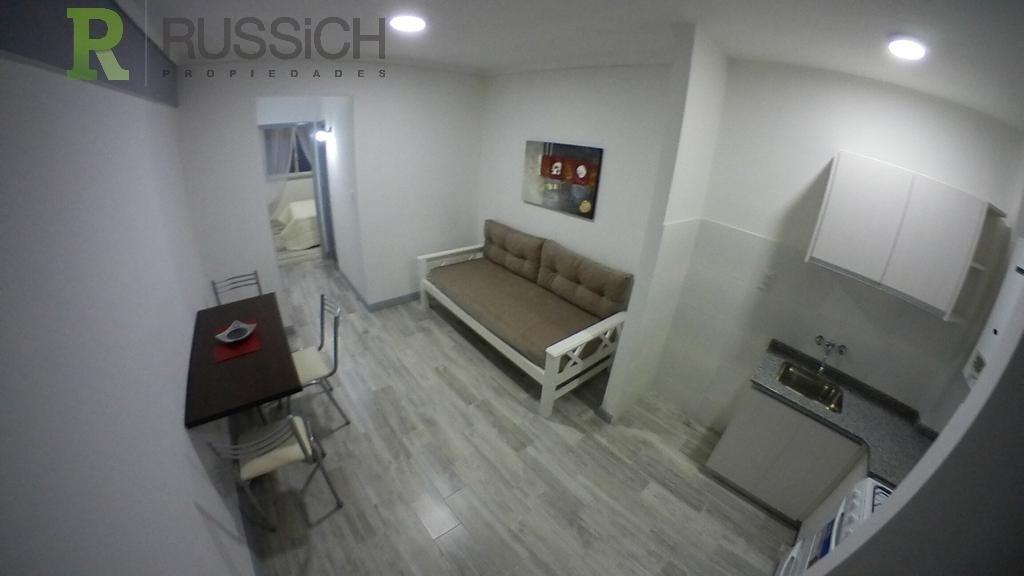 venta de departamento 2 ambientes en centro, mar del plata.