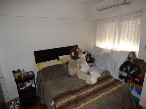 venta de departamento 2 dormitorios con cochera, posible apt