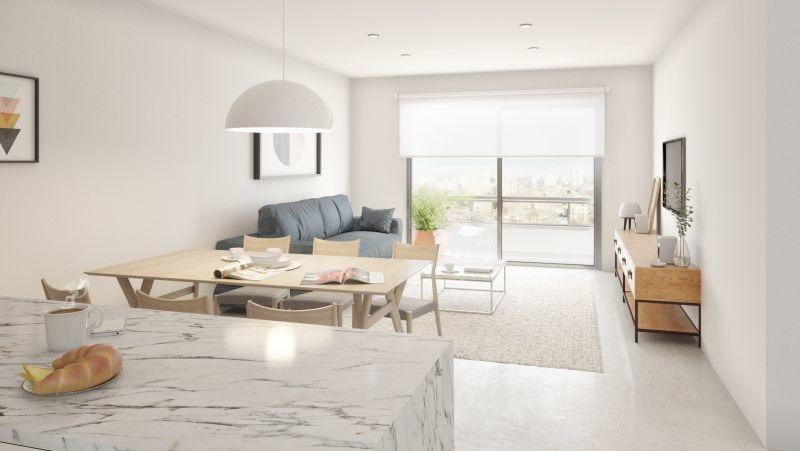 venta de departamento 2 dormitorios, la plata