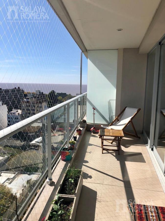venta de departamento - 3 ambientes en park tower - olivos