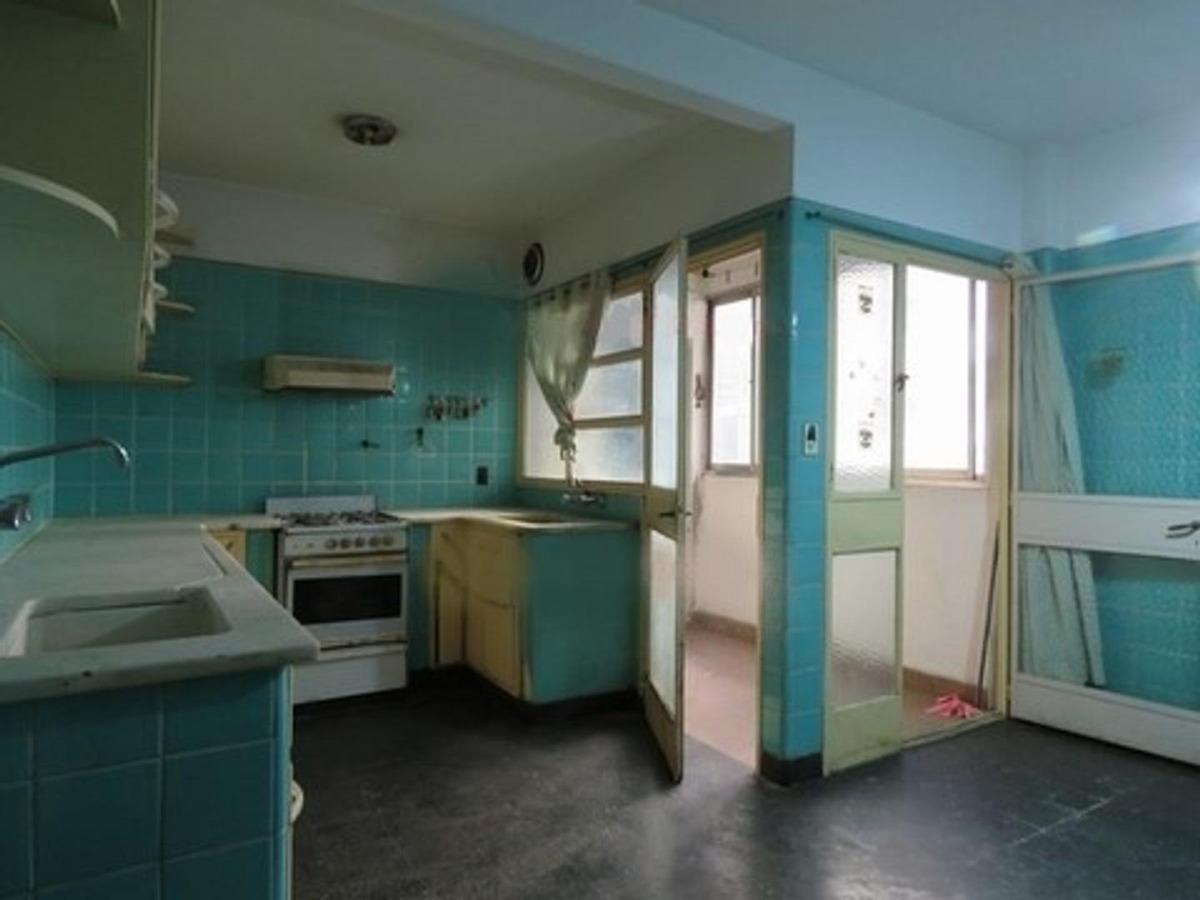 venta de departamento barrio norte 5 ambientes 164 m 380.000
