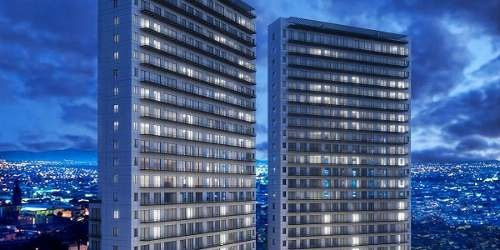 venta de departamento con amenidades de lujo, elite by high towers.