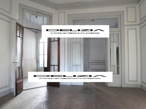 venta de departamento en almagro 6 ambientes