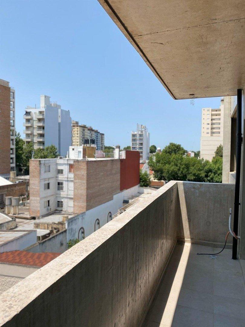 venta de departamento en bidens de 1 dormitorio en calle cafferata al 1500. de 41 m2 a estrenar