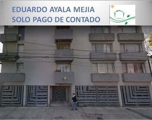venta de departamento en churubusco, coyoacan.