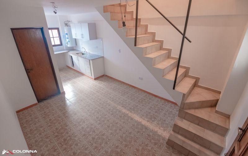 venta de departamento en duplex 3 ambientes  villa luzuriaga