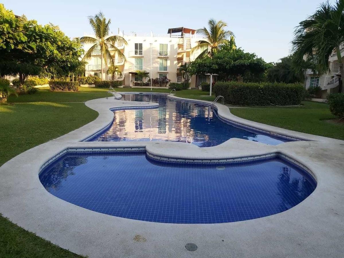 venta de departamento en  marina diamante , acapulco
