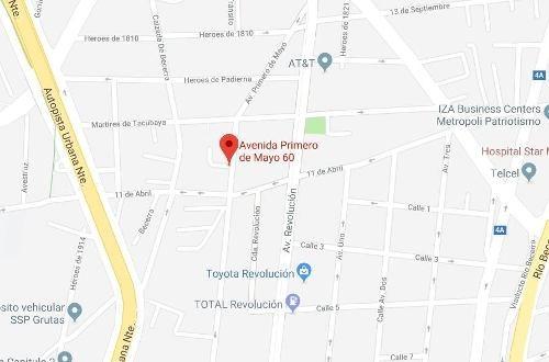 venta de departamento en tacubaya, miguel hidalgo.