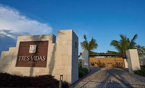 venta de departamento en tres vidas zona acapulco