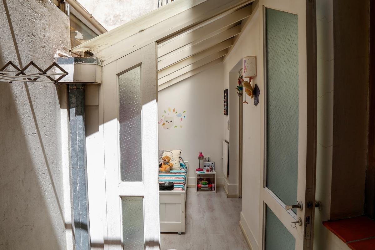 venta de departamento en villa pueyrredon tipo ph con patio buena luminosidad y amplio