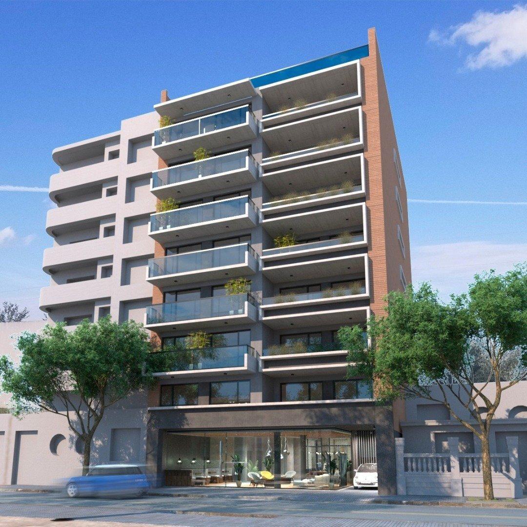 venta de departamento loft en desarrollo point. 9 de julio al 1200. financiados.  amenities.