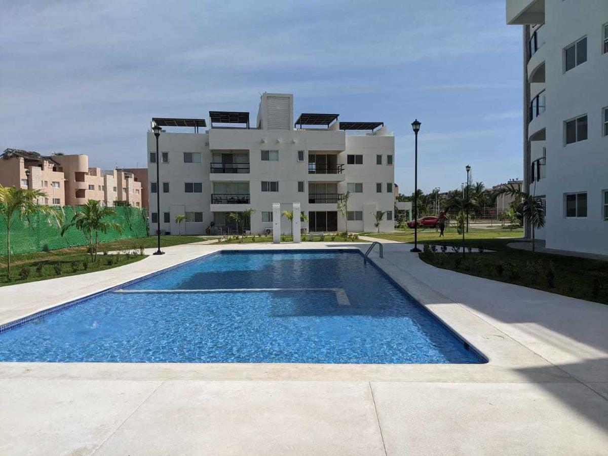 venta de departamento nuevo en banus, acapulco