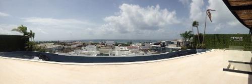 venta de departamento playa del carmen  excelente vista