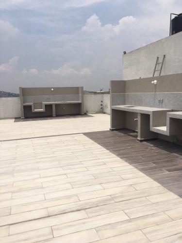 venta de departamentos con roof garden en santa cruz del mon