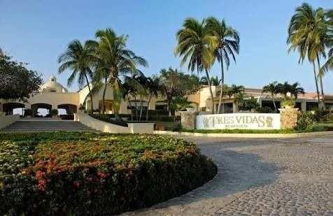 venta de departamentos en tres vidas zona acapulco
