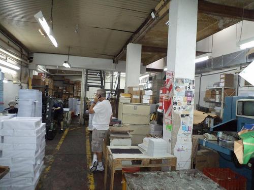 venta de deposito industrial en caba, tres arroyos 2311