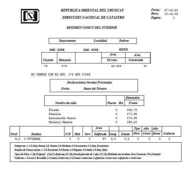 venta de derechos hereditarios. ideal inversores!29500 m2