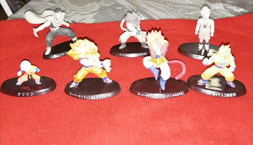 venta de diferentes figuras de dragón ball soul hyper