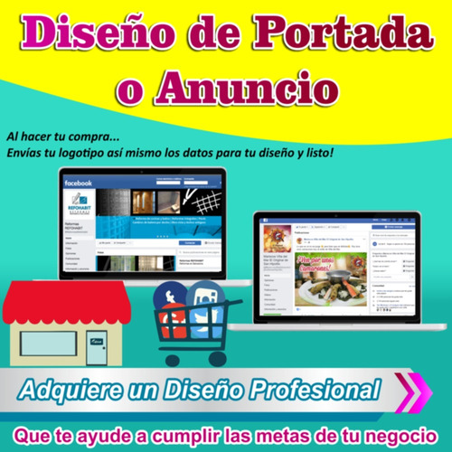 venta de diseño profesional para impresión o digital.
