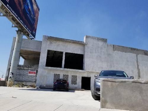 venta de edificación comercial de 1,475 m² frente a plaza comercial y sobre avenida principal!!!