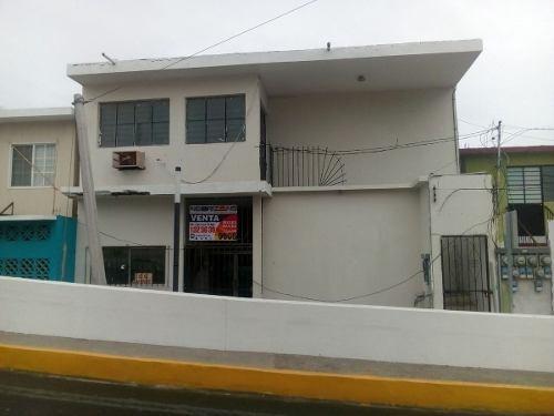 venta de edificio comercial en tampico col. guadalupe mainero calle josé de escandón
