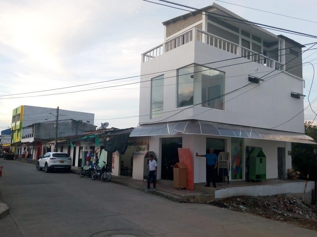 venta de edificio rentando en arboletes