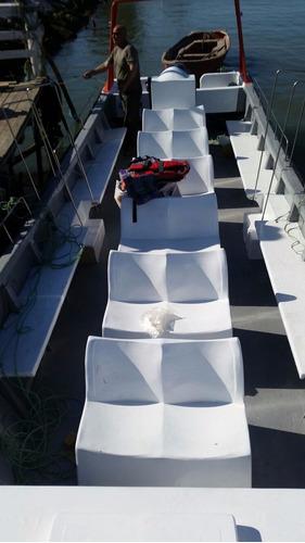 venta de embarcaciones fibra de vidrio, todas aplicaciones