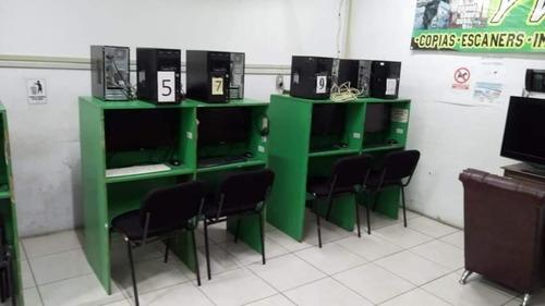 venta   de   equipo de   ciber café