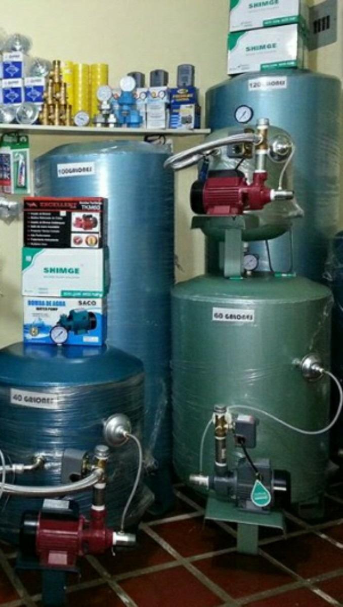 Venta de equipos hidroneumaticos y tanques bs for Equipo hidroneumatico