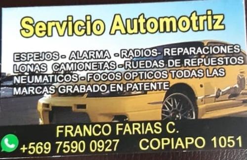 venta de espejos para autos originales y fabricados