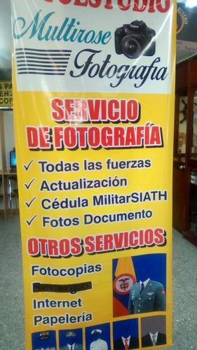venta de estudio de fotografía, papelería