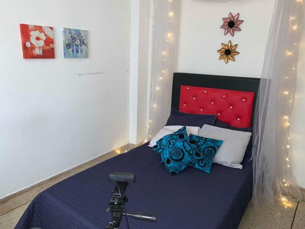 venta de estudio webcam