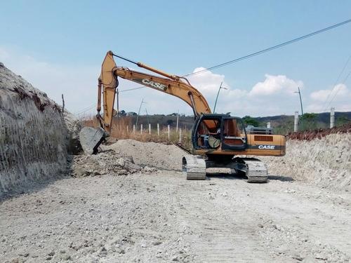 venta de excavadora case cx 240