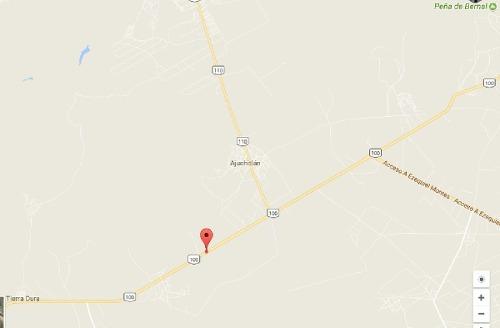 venta de excelente terreno de 2 hectareas ubicado en la carretera estatal 100.