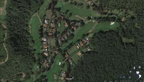 venta de excelente terreno en el club de golf malinalco