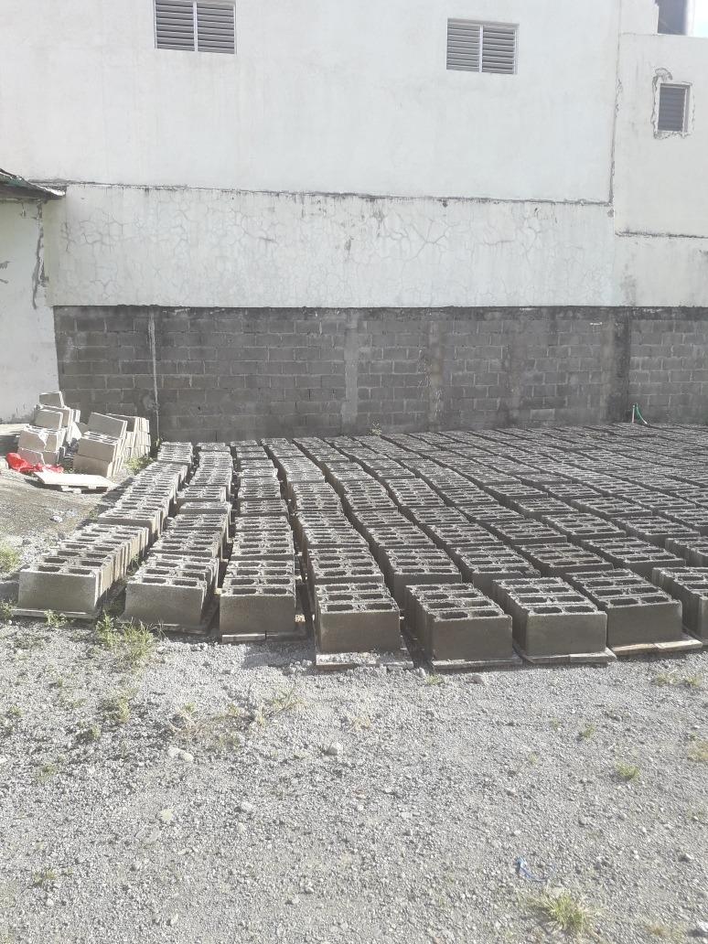 venta de fabrica de block y maquinarias