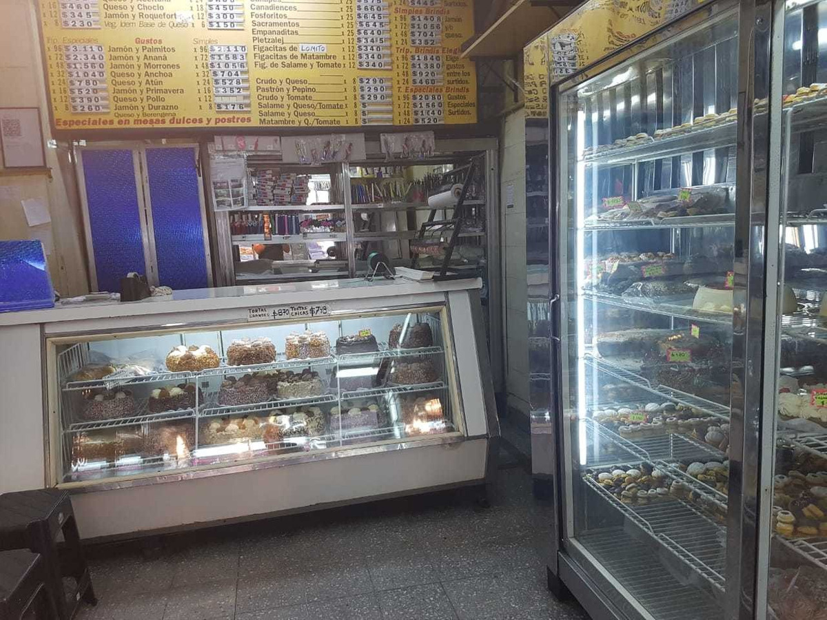 venta de fondo de comercio confiteria fabrica de sandwiches