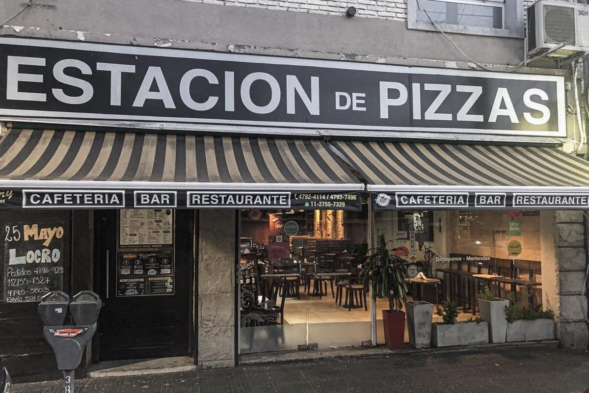 venta de fondo de comercio restaurant-pizzeria dueño directo