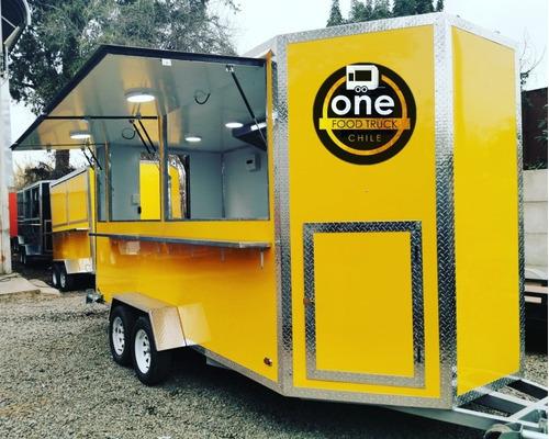 venta de food truck chile