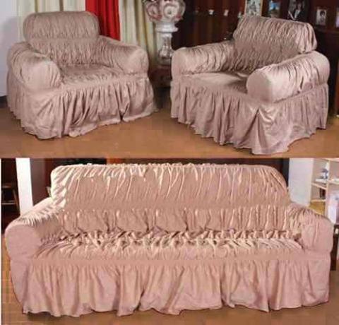 Venta de forro de mueble para sala forro elasticado for Forros para sillones