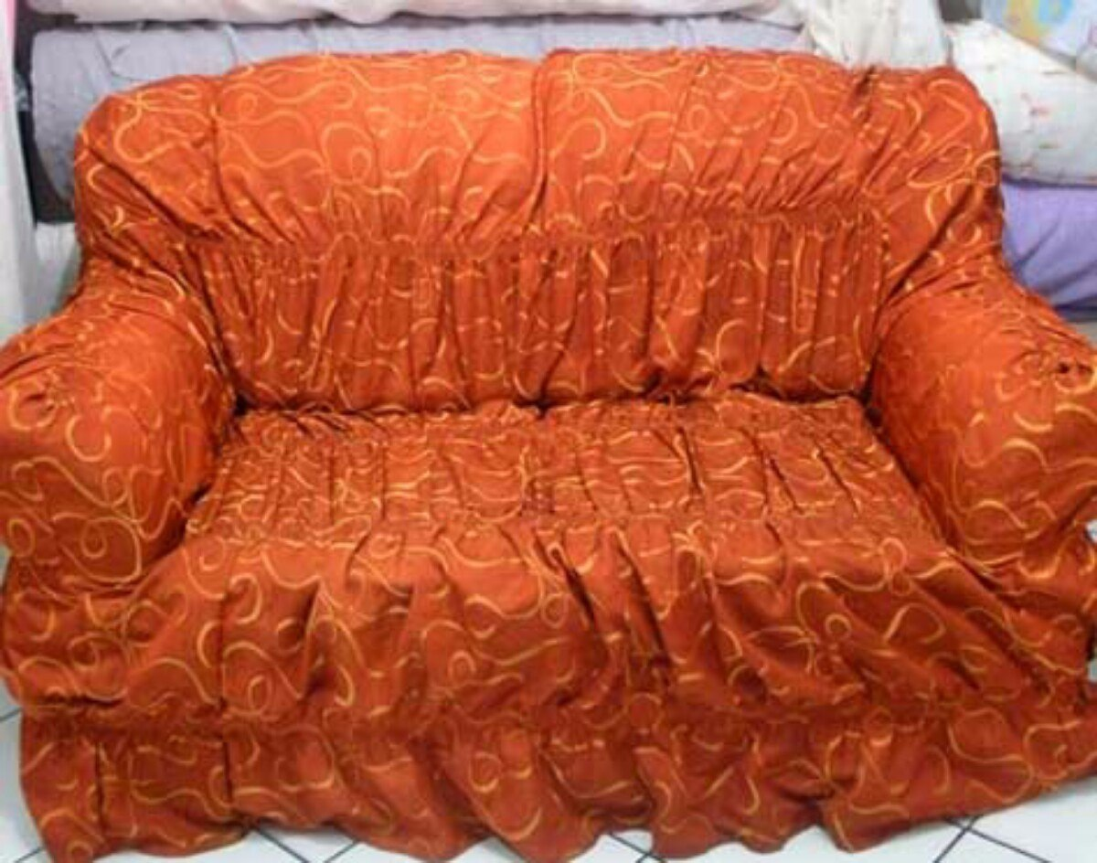 Venta de forro de mueble para sala forro elasticado for Muebles de sala en oferta lima peru
