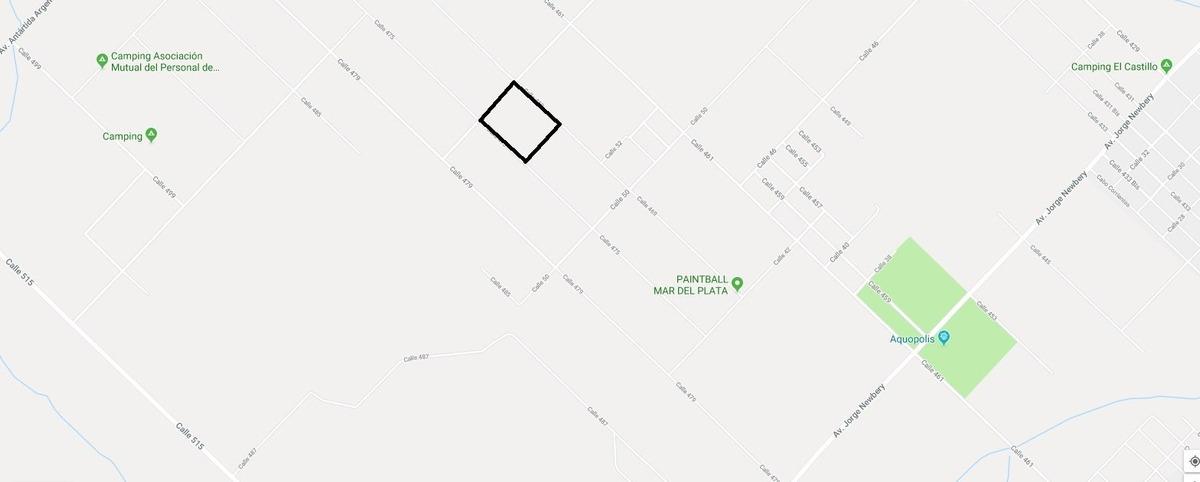 venta de fracción de campo de 2 hectareas -mar del plata