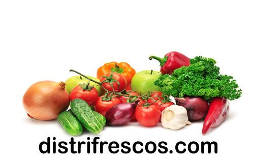 venta de frutas y verduras por mayor y menor * envio gratis