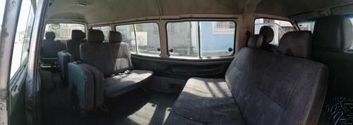 venta de furgoneta hyundai h100