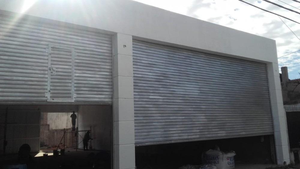 venta de galpon de 200 m² sobre ruta 4 - lote de 460 m²
