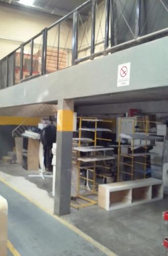 venta de galpon de 626 m2 en mataderos