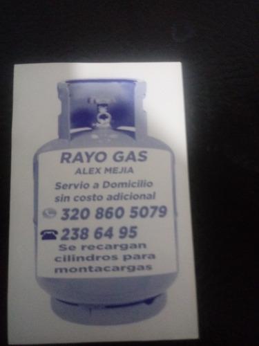 venta de gas propano