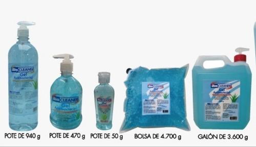 venta de gel antibacterial